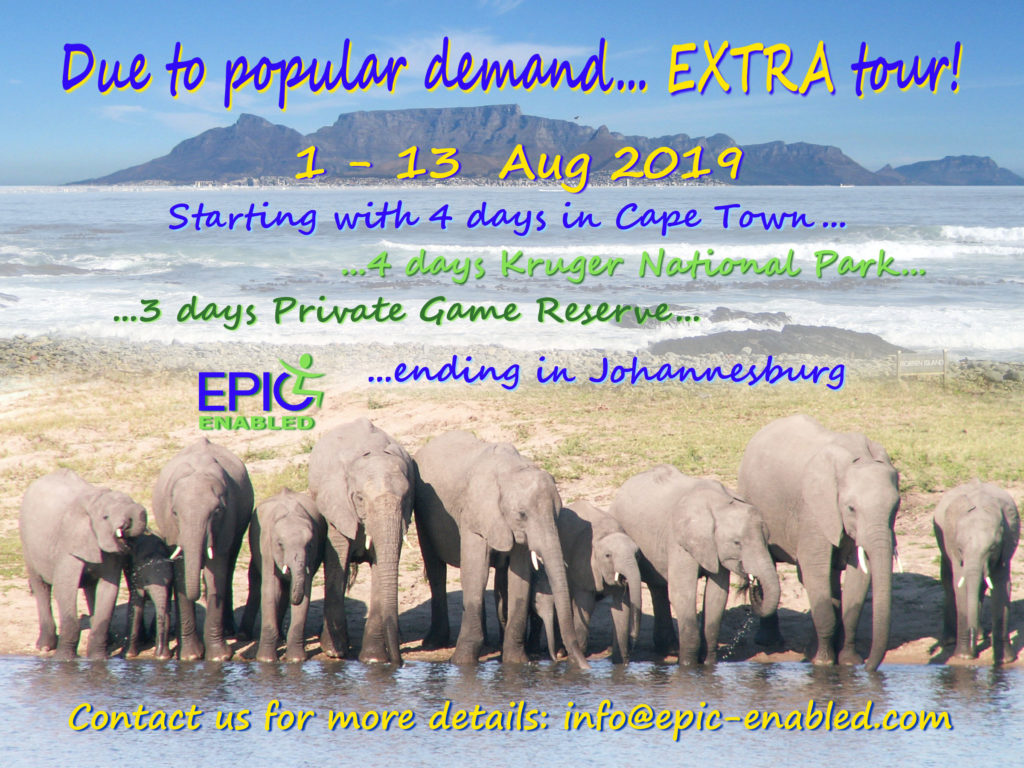 13 Day Cape Town & Kruger tour